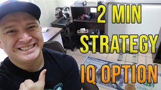 2 Minute Strategy Live Trade And FULL Explanation 2019!