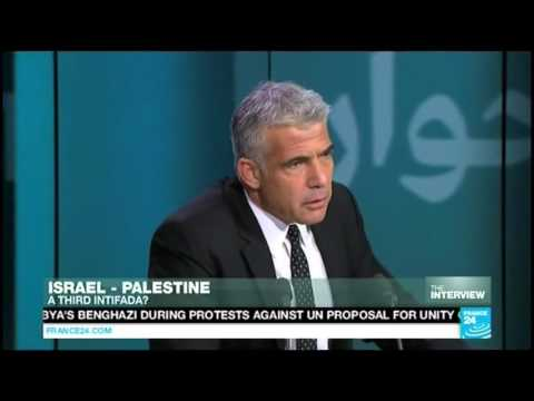lapid interview france 24