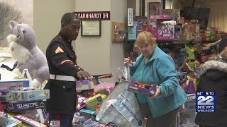 Marines Corps Still Seeking Thousands Of Toys For Tots Donations