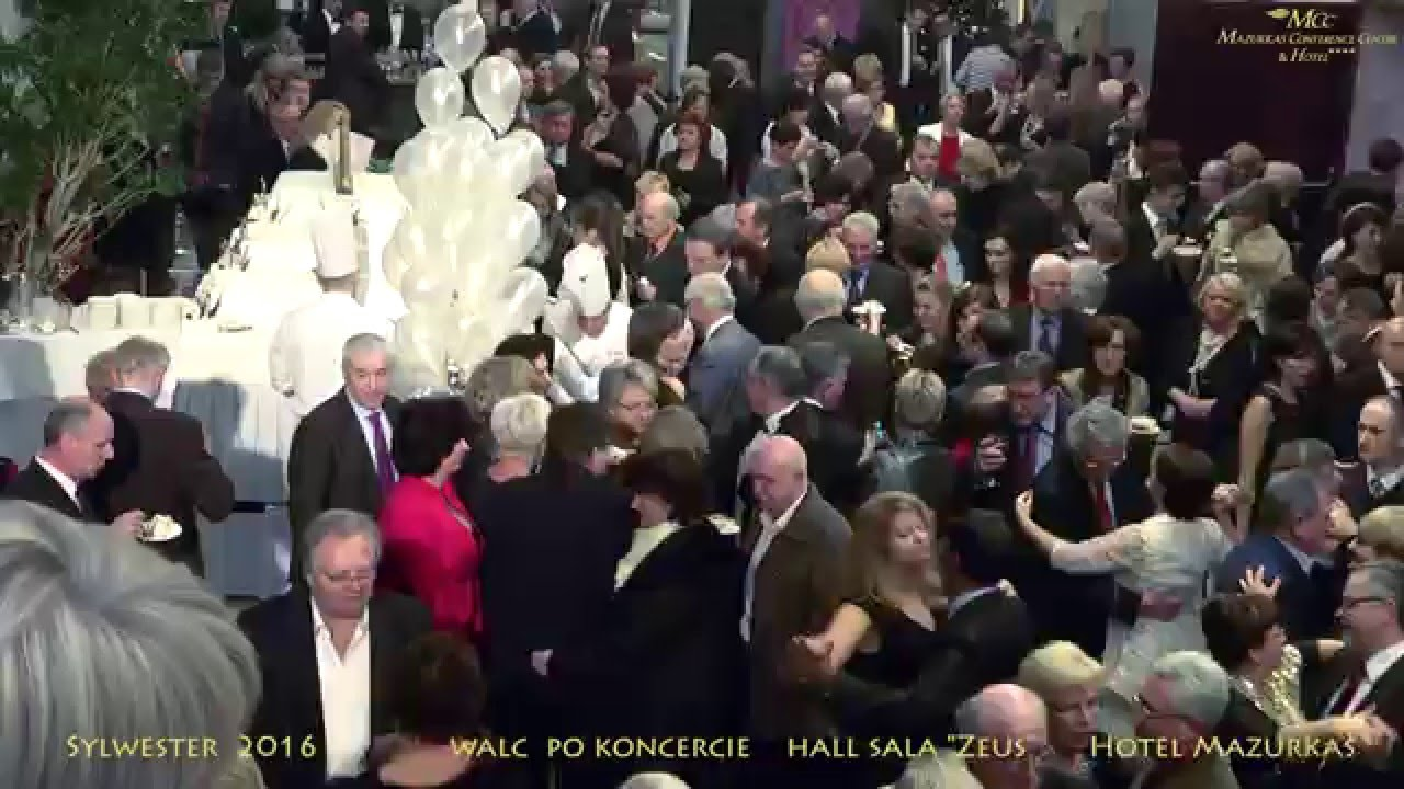 Sylwester 2016 MCC kulisy Hall walc 2