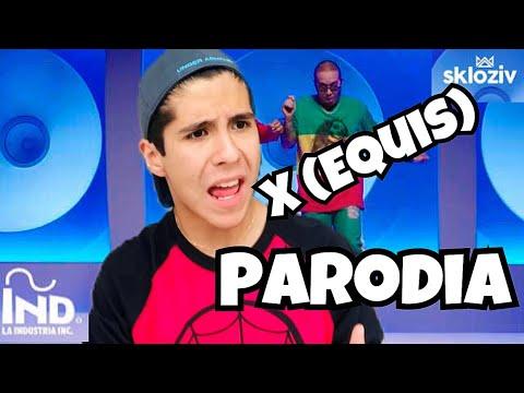 Nicky Jam x J.Balvin-X(equis) PARODIA//AXEL PARKER