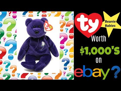 Beanie Babies Worth Money on eBay? Can You Get Thousands for Them?