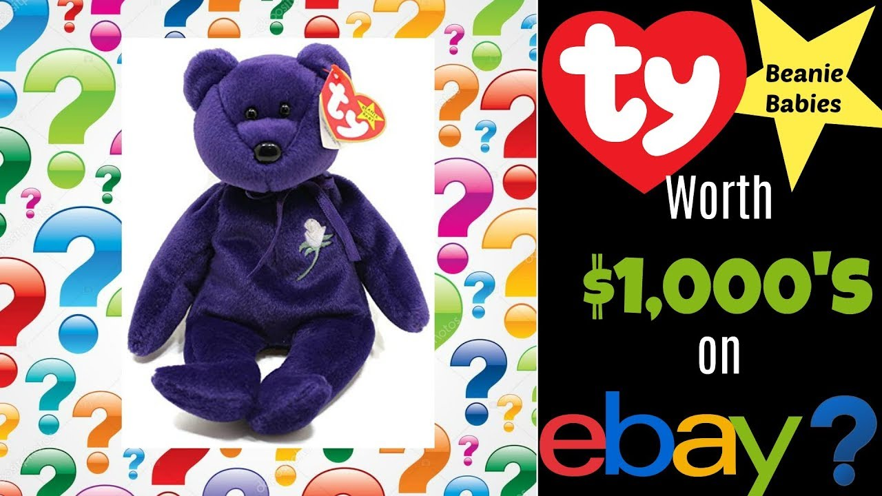 d8a2d8f14a7 Beanie Babies Worth Money on eBay  Can You Get Thousands for Them ...