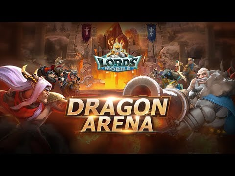 Lords Mobile Dragon Arena