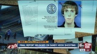 Final report released in Sandy Hook shooting