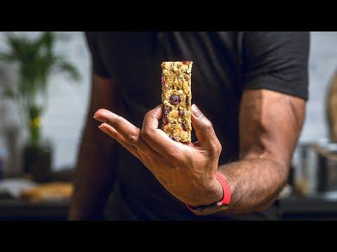 3 Quick Recipes for Homemade Energy Bars
