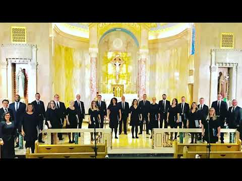 """Missouri Choral Artists """"Gloria in excelsis deo"""" Thomas Weelkes"""