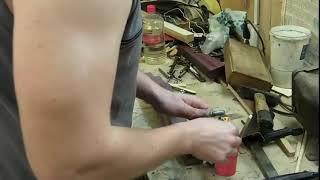 Традиционный лук своими руками