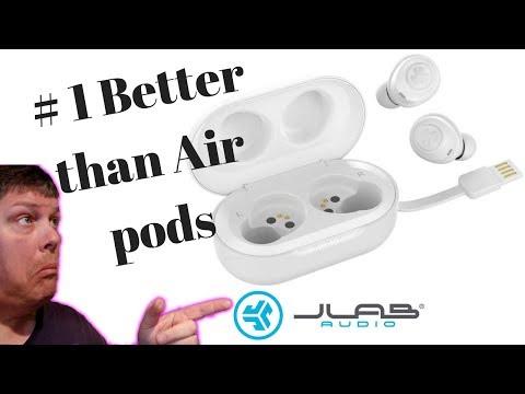 Jlab Jbuds the Air pod Killer under $50