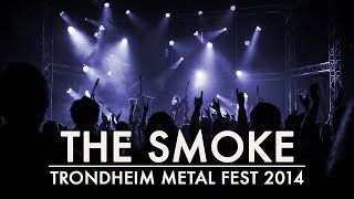 In Mourning - The smoke Live @ Trondheim Metal Fest 2014