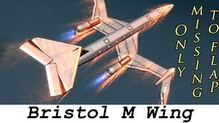 ksp bristol m wing 198 sst concept plane b9 aerospace