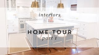 HOUSE of HARPER Home Tour Part I