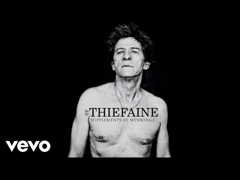 Hubert-Félix Thiéfaine - Modèle dégriffé (Audio)