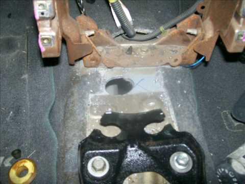Build Your Honda >> h22 ek shift linkage install 96 97 98 99 00 civic - YouTube