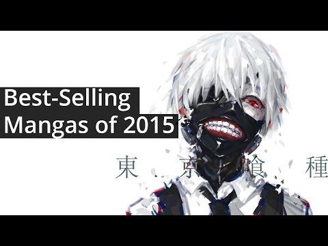 Top 10 Best-Selling Manga Series of 2015