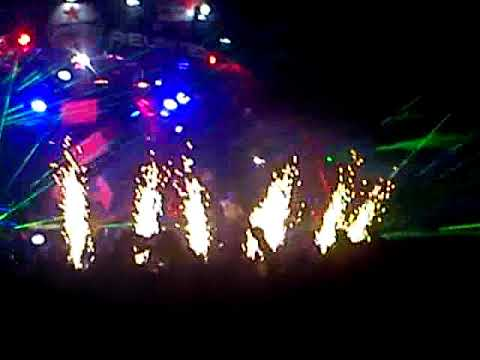 Cinta Gila  - Opening Konser Reunited Dewa 19, Bir Bintang