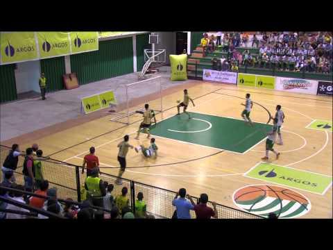 Las mejores atajadas de la Liga Argos Futsal 2014-I