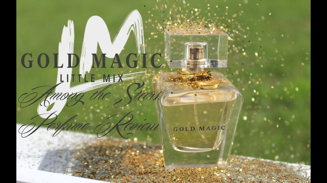 Ari by ariana grande perfume review among the stars perfume - Little Mix Gold Magic Perfume Review Among The Stars Perfume Reviews