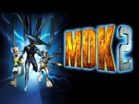 MDK 2 TRACK 1