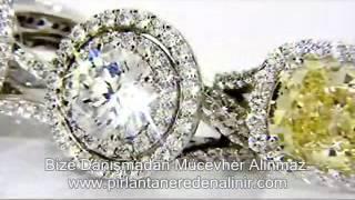 En Ucuz Pırlanta Tek taş yüzük fiyatları, pırlanta Tek taş yüzük modelleri, Roz Diamond 3