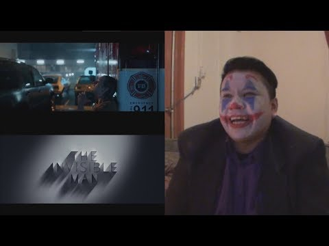 The Invisible Man 2020 [HD]   Official Trailer #1 Reaction   Elizabeth Moss