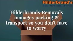 Removal Companies Canterbury   Hilderbrands Removals & Storage