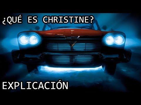 ¿Qué es Christine? EXPLICACIÓN | Christine de Stephen King y su Origen EXPLICADA