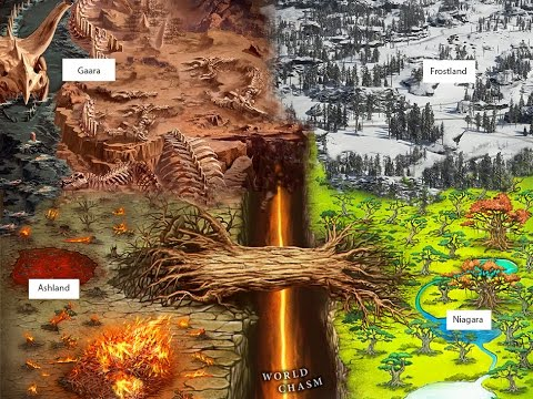 AGE OF SIGMAR CAMPAIGN   PART 2   THE MAPS   YouTube