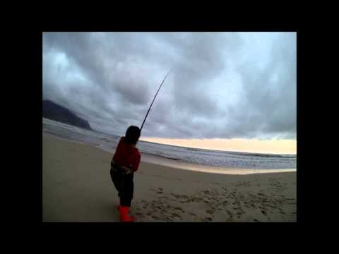 Fishing in Bettys Bay