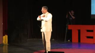 Why we shouldn't shy away from sexual education | Dr. V. Chandra-Mouli | TEDxChisinau