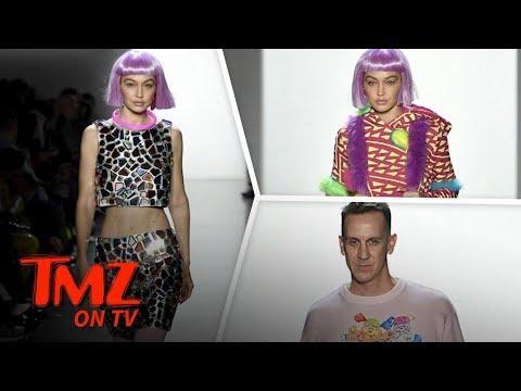 NY Fashion Week Has Harvey Questioning His Look   TMZ TV