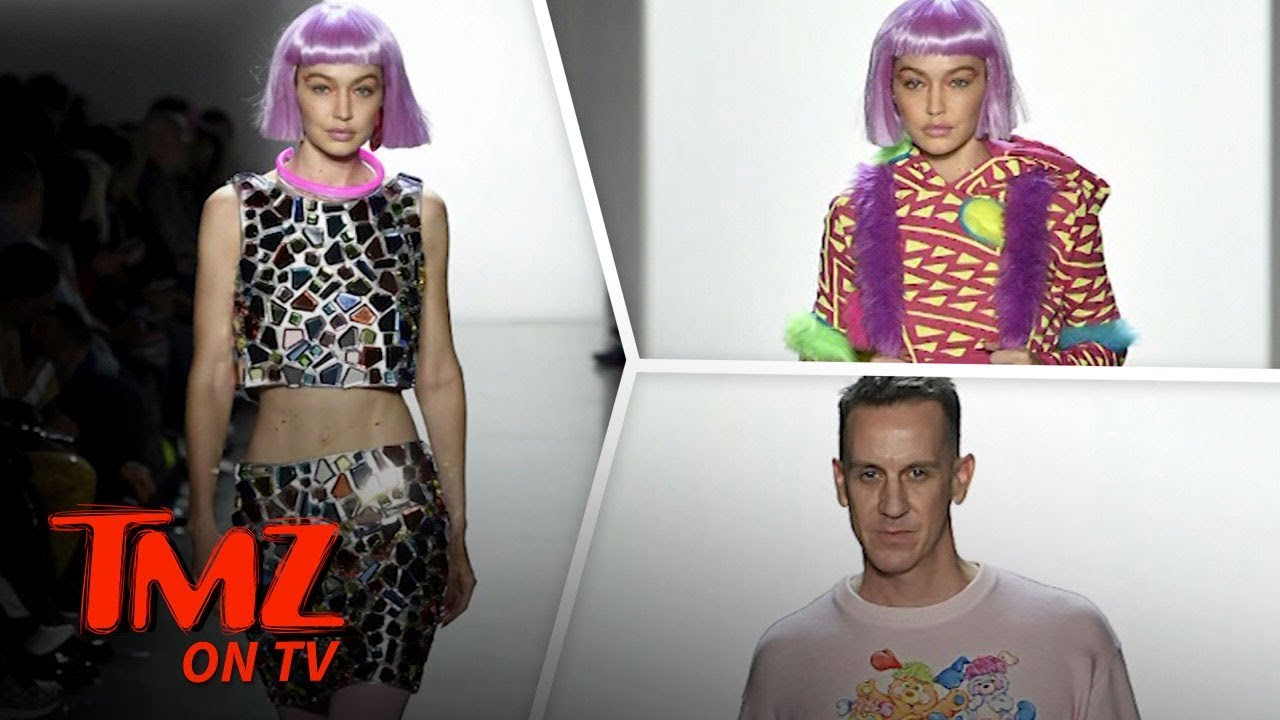 NY Fashion Week Has Harvey Questioning His Look | TMZ TV