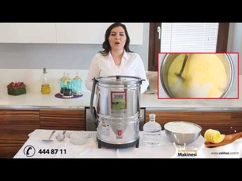 Ev Tipi Tereyağı Makinesi   Evde Tereyağı Nasıl Yapılır ?