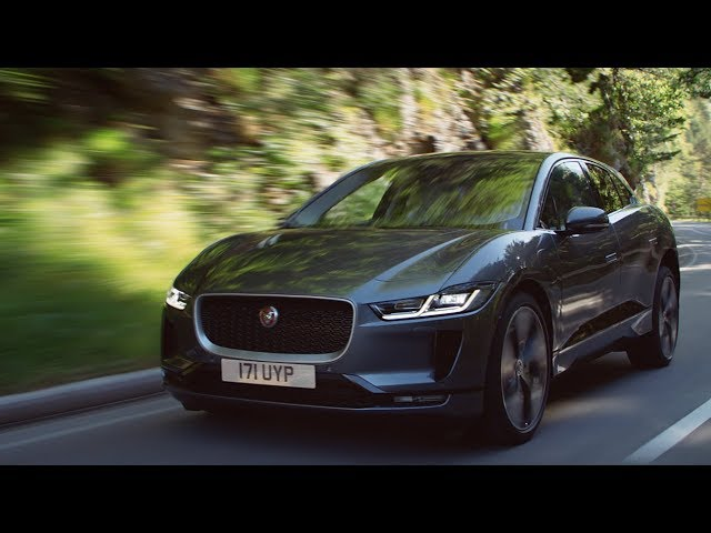 Jaguar I-PACE | Driven By What Matters