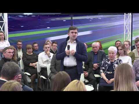 Губернатор Ивановской области отвечает на вопросы