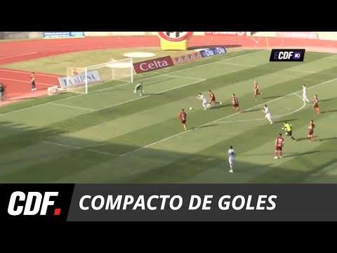 La Serena 0 - 1 Rangers | Campeonato Loto 2018 | Fecha 19 | CDF