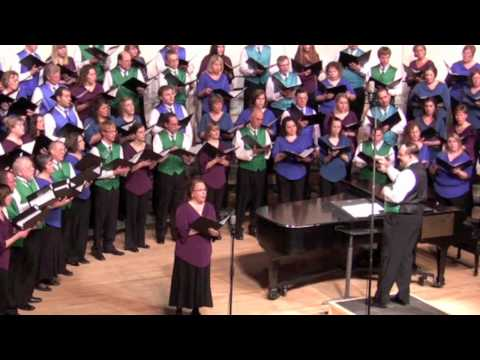 Northern Lights Chorale, What a Wonderful World, arr. René Clausen