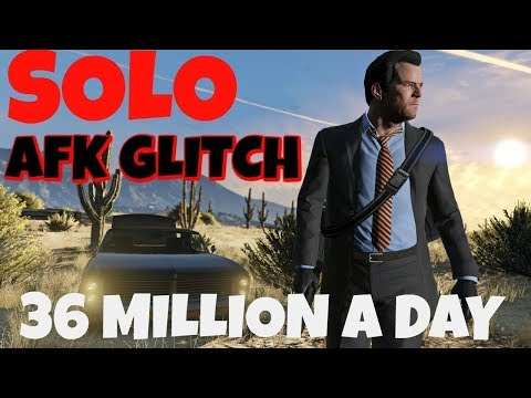 PATCHED SOLO AFK MONEY GLITCH - BCZICAN Gaming - imclips net