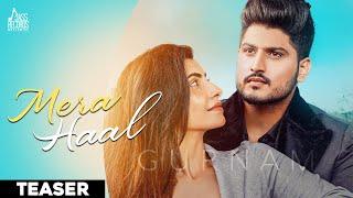 Mera Haal (Teaser) Gurnam Bhullar | Releasing worldwide on 22 July | Jass Records Worldwide