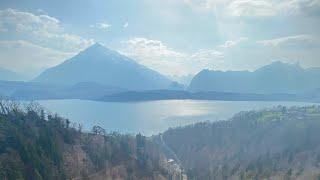 Zwei Tage durchs Berner Oberland mit dem Campervan (fulltime Vanlifer)