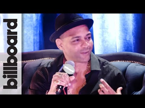 Iconic Songwriters Q&A: Descemer Bueno | Billboard Latin Mus