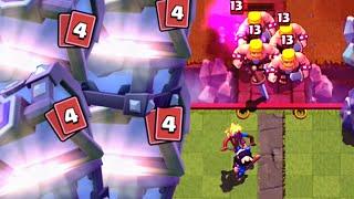 Clash Royale - Chest Opening & Pushing! B2B Legendaries