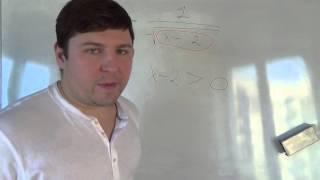 Алгебра 9 класс. Область определения функции 3