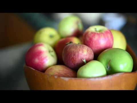 Ruth Reichl's Apple Crisp