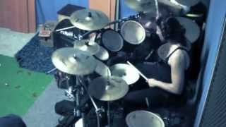 Symphony X - When All Is Lost - Drum cover by Sydoz