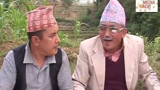 Comedy Madhav Nepal and KP Oli Dohori