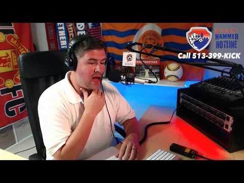 Cincinnati Soccer Talk LIVE - Episode 78 | FC Cincinnati