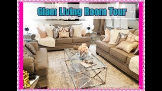 living-room-tour-blush-pink-glam-and-girly