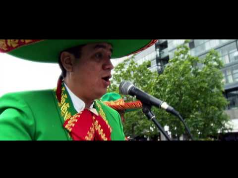 The Doritos Mariachi Band add Mexican Flavour to Dublin!