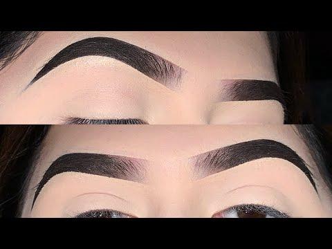 Eyebrow Tutorial For Beginners Using ABH Dipbrow Pomade